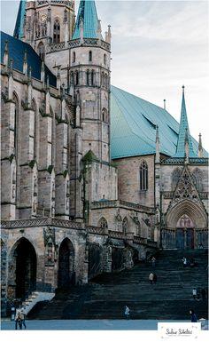 Erfurt IX by Sabine Scheller, via 500px