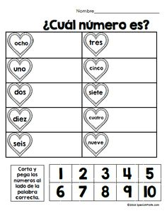 math worksheet : 1000 images about bilingual math on pinterest  math worksheets  : February Math Worksheets