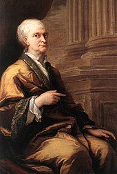 James Thornhill Link back to Creator infobox template Title Portrait of Sir Isaac Newton Date between 1709 and 1712 Medium oil on canvas Isaac Newton, Differential Calculus, Scientific Revolution, Revelation 12, Christian Religions, Thing 1, Physicist, Science, Biography