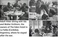 Hitler s'est échappé en Argentine et y est décédé révélent des documents déclassifiés du FBI