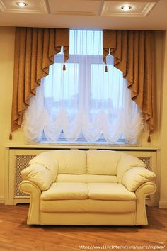 Looking to spice up your home decor? Curtains With Blinds, Curtains Living Room, Drapes Curtains, Modern Curtains, Curtains, Window Coverings, Curtain Styles, Curtain Decor, Curtain Designs