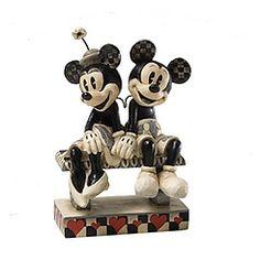 Minnie und Micky Maus - Figur #MickyMaus #Muttertag #mothersday ©Disney