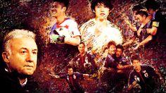 ザックジャパン日本代表選手をお絵描きしました、ワールドカップ日本の初戦です1対2後半負けてます、必ず勝利楽しみに応援してます。  (Frozen OST) Let It Go - Sungha Jung http://youtu.be/AAnID4RS7Vg