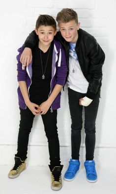 Love these boys!!!!! Amazing voices and they have made a huge stand for bullying. GO BARS AND MELODY