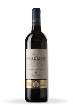 Vin Château de Beaulieu, Montagne Saint-Emilion 2009 (0.75L) - SmartDrinks.ro