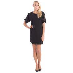 Shift Dress in Black