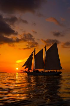 The Schooner Western Union ~ Key West, Florida #monogramsvacation