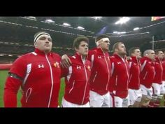 Welsh National Anthem just before Wales beat England 30 - 3.Saturday 16th march 2013 - YouTube