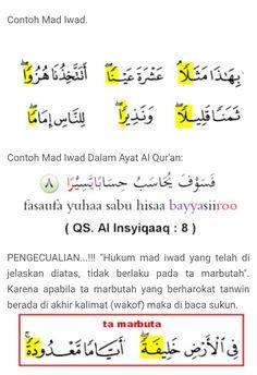 Contoh Bacaan Waqaf Lazim : contoh, bacaan, waqaf, lazim, Tajwid, Ideas, Tajweed, Quran,, Learn, Quran