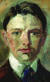 August Macke - Self-portrait, 1887 - 1914