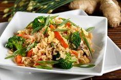 Vegetable Fried Rice - Door to Door Organics