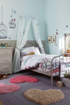 Dreamy Details - Kids Bedroom Ideas - Children's Room Decorating (houseandgarden.co.uk)