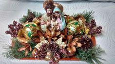 Resultado de imagem para arranjos natalinos 2016