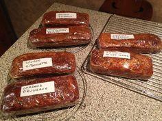Cakes salés  (recettes : les cakes de Sophie)