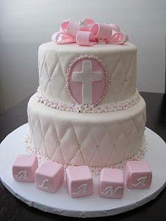 Did You Eat Yet?: Alana's Baptism Cake