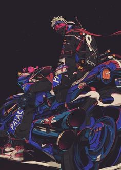 Art Works by C.Chou =========================================… by serkorkin Aesthetic Art, Aesthetic Anime, Character Art, Character Design, Trill Art, Illustration Art, Illustrations, Arte Cyberpunk, Samurai Art