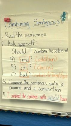 combined sentence essay In part three of our essay series, we demystify topic sentences so you can  a  good topic sentence will take a key aspect of the thesis statement and combine it .