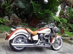1998 Honda Shadow ACE 750 motorcycle photo