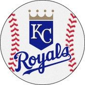 Show your passion for the Kansas City Royals through your home décor Baseball Mat. This baseball-shaped area rug is made with 100% nylon and features a recycled non-skid vinyl backing. and officially