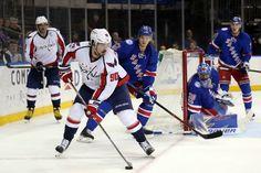 Washington Capitals vs. New York Rangers - 4/5/17 NHL Pick, Odds, and Prediction