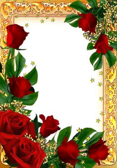 Boarder Designs, Page Borders Design, Happy Birthday Frame, Birthday Frames, Flower Backgrounds, Flower Wallpaper, Flower Frame, Flower Art, Picture Borders