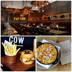 The Fat Cow // The Grove #food #travel