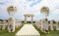 Decoração de Jardim - Inspirações | O teu Casamento de Sonho