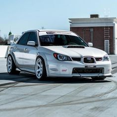 subaruimpreza wrx STI spread wings grill