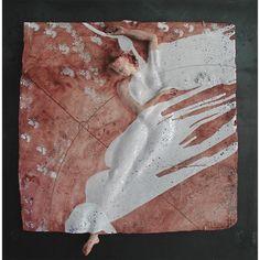 """La Diosa"" | Anna-Maija Rees | #ceramics #keramik #cerámica"