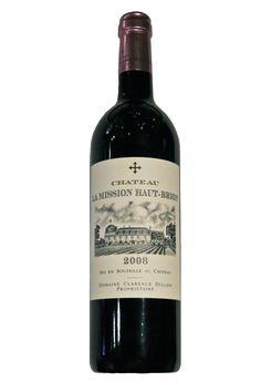 2008 Chateau La Mission Haut Brion Pessac-Leognan   94 points Wine Advocate