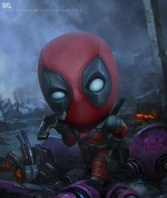 ArtStation - Deadpool , kuchu pack