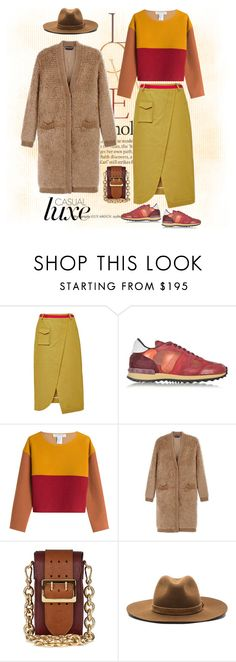 """""""Color makes me happy"""" by musicfriend1 ❤ liked on Polyvore featuring ASOS, Ostwald Helgason, Valentino, Philosophy di Lorenzo Serafini, Rochas, Burberry and rag & bone"""
