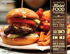 Halal Food festival in New Jersey
