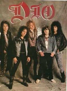 DIO at Monster's of Rock in Germany 1984 Heavy Metal Rock, Heavy Metal Music, Heavy Metal Bands, Bruce Dickinson, Iron Maiden, Portsmouth, Rock Music History, James Dio, Classic Rock