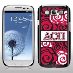 Alpha Omicron Pi Samsung Galaxy S3 Black Slim Case - Multi-colored Rose Background VictoryStore http://www.amazon.com/dp/B00FG28OA0/ref=cm_sw_r_pi_dp_Z5Y7vb1NYDHN1