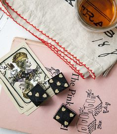 DIY Project: Heart Dice for Valentine's! #valentines #diy