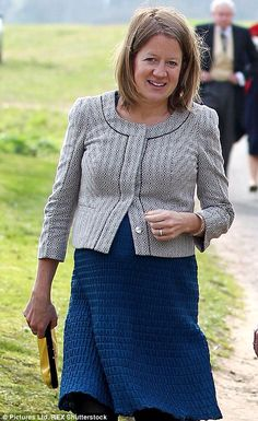 The Honorable Laura Fellowes, 34, is Prince William's cousin and the daughter of the late Princess Diana's older sister, Lady Jane Fellowes. She was one of the five godparents to Princess Charlotte on July 5, 2015.