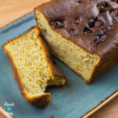 This Low Syn Banana Bread with Chocolate Chips is a perfect Slimming World friendly treat to satisfy those cake cravings we all get from time to time .