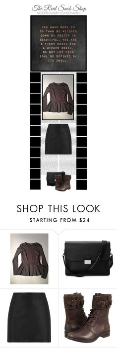 """""""THE REAL SNOB SHOP (7)"""" by irresistible-livingdeadgirl ❤ liked on Polyvore featuring Aspinal of London, T By Alexander Wang, UGG Australia, StreetStyle, AlexanderWang, ugg, polyvoreeditorial and therealsnobshop"""