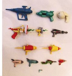 Rayguns | Flickr - Photo Sharing!
