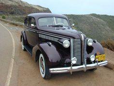 1938 Buick 41 Mark Jordan
