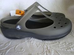 be1161cea3efe2 Crocs Wedge Mary Janes Medium Width (B