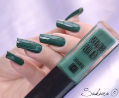Vernis 'Basic Collection New York' et petit giveaway ^^