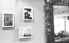 Vashti Ballard artwork in the Square lounge.