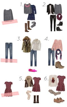 Cute Outfits With Skinny Jeans | Joyful Outfits: 6 Lazy Day Outfits for Cold Weather