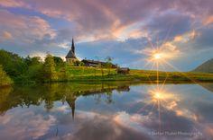 Einsiedl Sunburst by Stefan Thaler on 500px