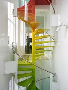 The Rainbow House // Ab Rogers Design