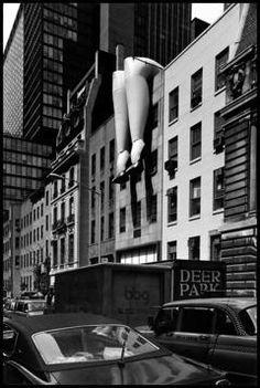 New York City, USA. 1978. Elliott Erwitt