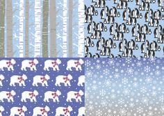 Cute Christmas Bonus Papers | cardmakingandpapercraft.com