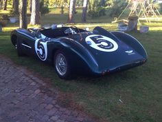 You might not be the first but does it really matter @astonmartin DBR1 Replica #MyOctane Reality Motoring Show myoctane.tv